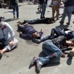 مسئول کشتار مردم بی گناه کیست؟