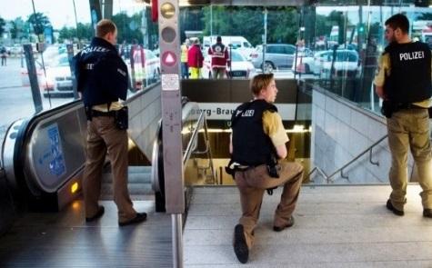 جنایت تروریستی در مونشن آلمان !