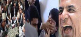 اشرف غنی درجمع بامیانی هابرپایمال ساختن حقوق شهروندی سائر ولایات اعتراف نمود!!