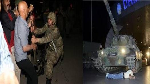 تقابل دوگفتمان استخاره ای وعقلانی دین مدارانه درکودتای ناکام ترکیه !