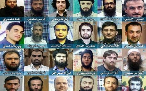 حکم اعدام گروهی اززندانیان عقیدتی درجمهوری ولایت فقیه ایران اجرأ شد .