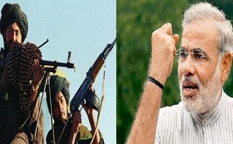 هشدارطالبان افغانستان به هند وستان جدی است یا فقط یک لاف  سیاسی؟