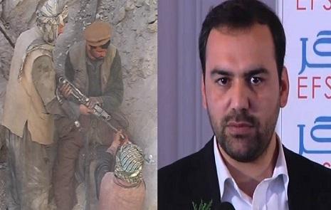 آنگاه که سید اکرام افضلی رئیس دیده بان شفافیت افغانستان را به دادگاه فرا خوانده بود.!