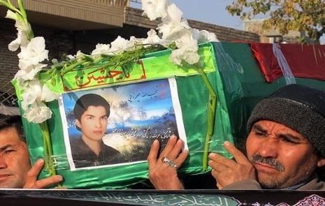 جنگ سوریه و خون افغانها !