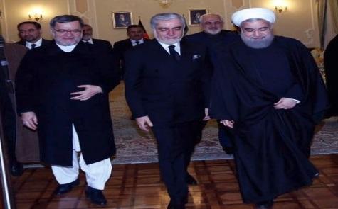 نقش تاریخی ایران در فرآیند صلح وبـــازســــازی افـــغانســــتان !