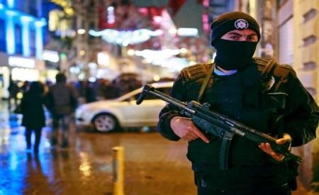 حمله برمجتمع شبانه دراستانبول!