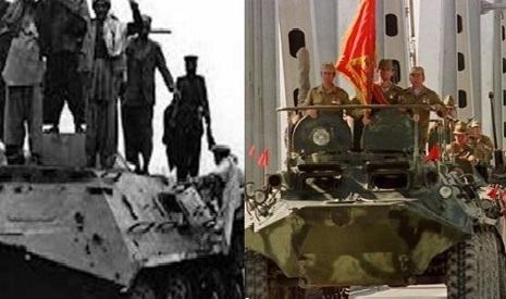 به بهانه بیست و هفتمین سالروز       اخراج ارتش شوروی از افغانستان: