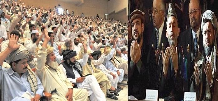 تسوید قانون اساسی افغانستان
