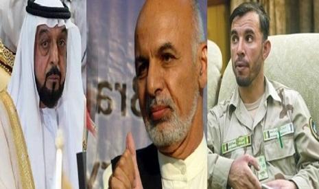 آیااشرف غنی به امارات اجازه     تحقیق از جنرال رازق را میدهد؟