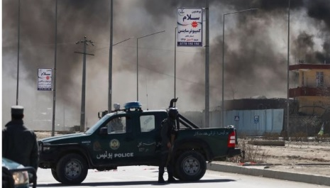 طالبان مسؤلیت کشتارامـــروزی      بیگناهان درکابل را برعهده گرفت .