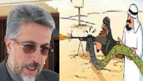 اسحاق گیلانی:داعش درافغانستان         ازسوی عربستان تمـــویل میشــود