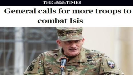 دافغانستان طالبان یوه محلی او           داعش دجهانی خلافت اجندا لری !