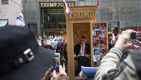 ترامپ سلطان احمق هااعلام شد!