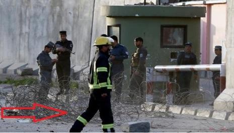 داعش ومسؤلیت حمله انتحاری !
