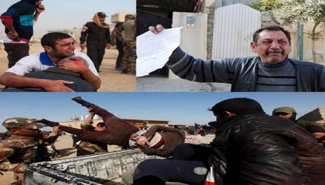 شهرموصل را اینگونه آزاد ساخت!
