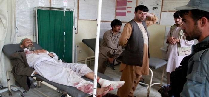 حمله برمسجد در تخار
