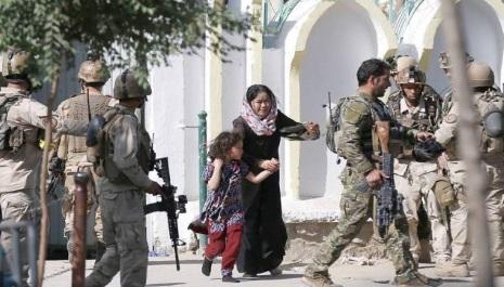 داعش وحمله بر مسجدامام زمان!