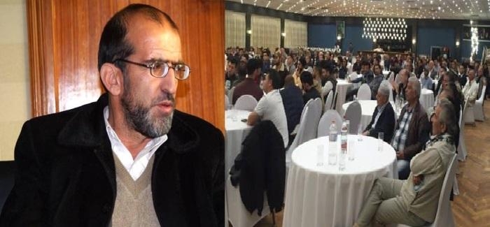 حفیظ منصور برای محفل هامبورگ