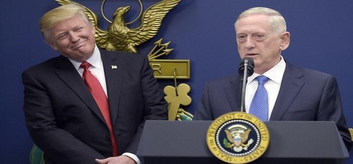 دونالد ترومپ با وزیر خارجه امریکا