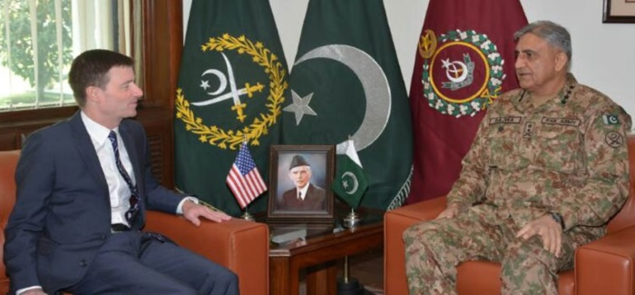Bajwa and usa Ambassadoor