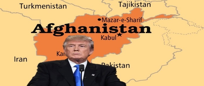 donald Tromp and afghan polacy
