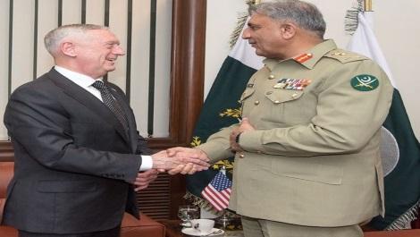 پاکستان ته دامریــکاددفاع وزیــر    سفراودافغان چارواکو خوشحالی!