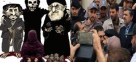 هذیانهای امام زمانی احمدی نژاد!